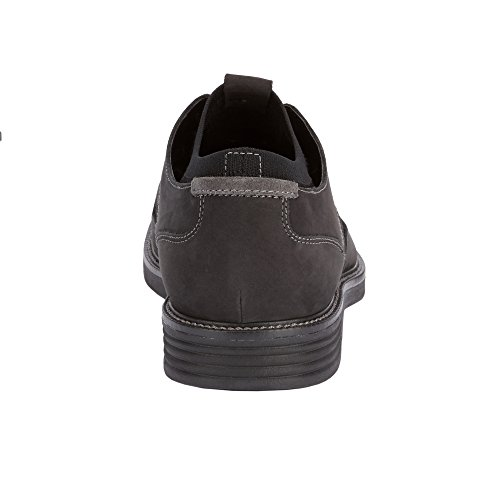 Scarpe Da Uomo Mens Paigeland Wingtip Oxford Scarpa Con Neverwet Black Knit / Nubuck