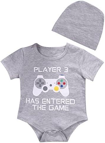 Infant Newborn Sleeve Romper Bodysuit product image