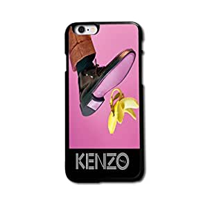 Tomhousomick Custom Design Women's Fashion KENZO Tiger And Girls Design Case for iphone 4 4s inch