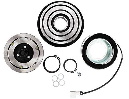 KARPAL AC A/C Compressor Clutch Assembly Repair Kit 73111FE021 Compatible With Saab 9-2X Subaru Impreza