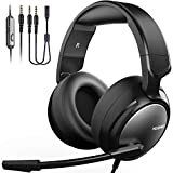Best Gaming Headset Xbox Ones - Gaming Headset for PS4, Xbox One, PC, Professional Review