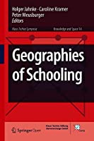 Geographies of Schooling Front Cover