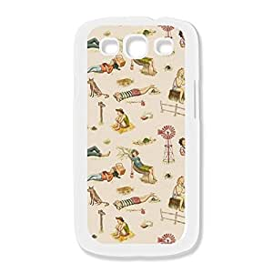 Samsung Galaxy S3/I9300 Cases People Post Design Hard Back Cover Cases Desgined By RRG2G