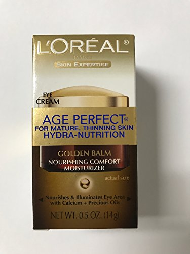 LOreal Perfect Hydra Nutrition Golden Cream