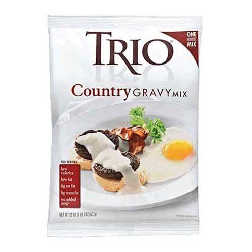 Nestle Trio Country Gravy Mix 8 Case 22 Ounce