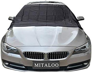 MITALOO Magnetic Windshield Sunshade Automobile product image
