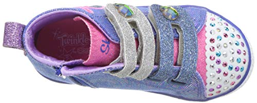 Pictures of Skechers Kids' Shuffle Lite-Unicorn Pals Sneaker 10995N 2