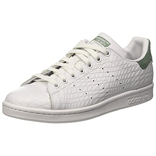 size 40 54f22 b507a Mejor Adidas Stan Smith W, Zapatillas para Mujer, Blanco (Ftwbla Ftwbla