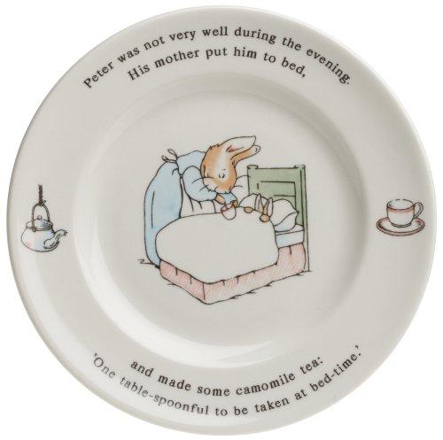Wedgwood Peter Rabbit Original 3-Piece Set, Mug, Plate, and Bowl by Wedgwood (Image #2)