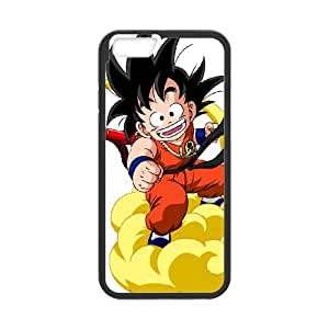 iPhone 6 Plus 5.5 Inch Cell Phone Case Covers Black Goku MUS9158601