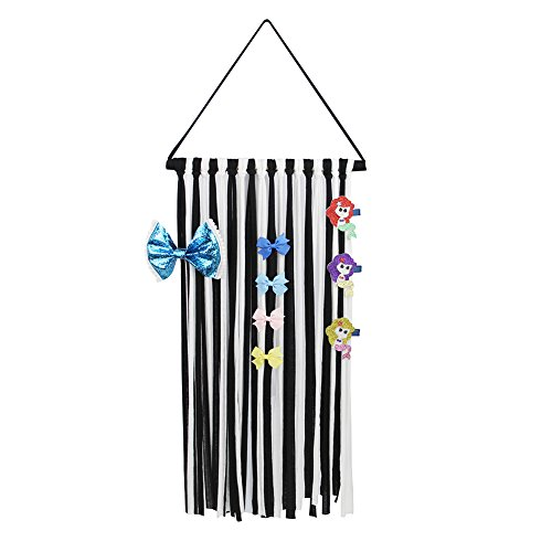 QtGirl-Baby-Girls-Hair-Bow-Holder-30-Long-Bow-Hanger-Hair-Clips-Storage-Organizer