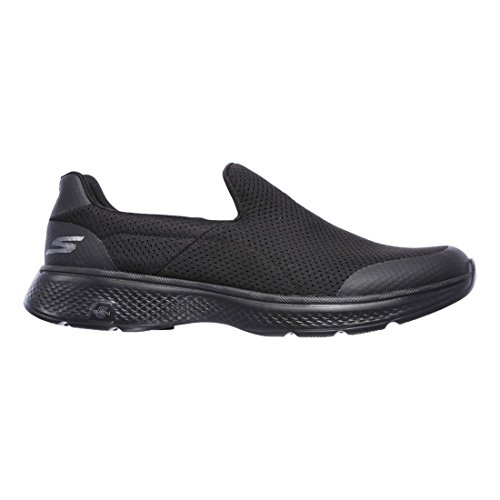 Image of the Skechers Performance Men's Go Walk 4 Incredible Walking Shoe, Black, 8.5 M US