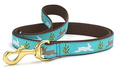 Un país - Cinta de correr liebres perro plomo. 6 pies, 1 cm de ...