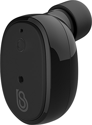 2pcs StealthBeats Bluetooth Wireless Headphones with Microphone [INVISIBLE EARPHONES] Running Earbuds with Dock Charger - Noise Cancelling, Mic and BASS Sound for iPhone & Android [TALK WALK & MORE] by StealthBeats (Image #3)