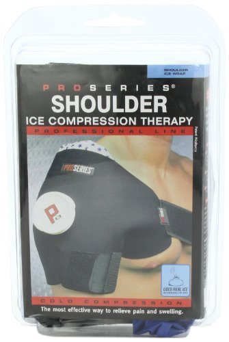 (ProSeries Shoulder/Rotator Cuff Ice Pack and Wrap by Pro Series)