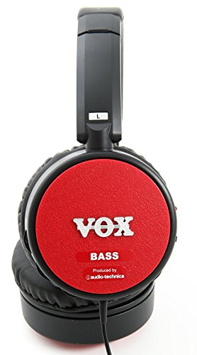 Amazon.com: VOX AMPHONESBASS Active Amplifier Headphones: Musical Instruments