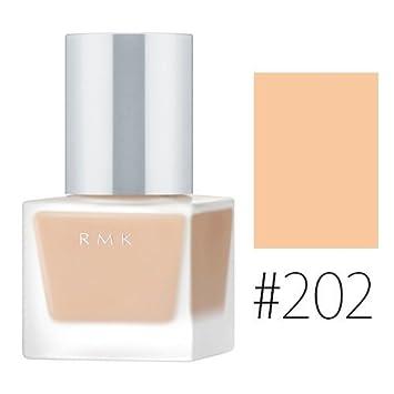 efefdc282ec3 Amazon.com  RMK Liquid Foundation (202)  Beauty