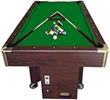 Mesa de billar juegos de billar pool 7 ft Modelo APOLLO Verde ...