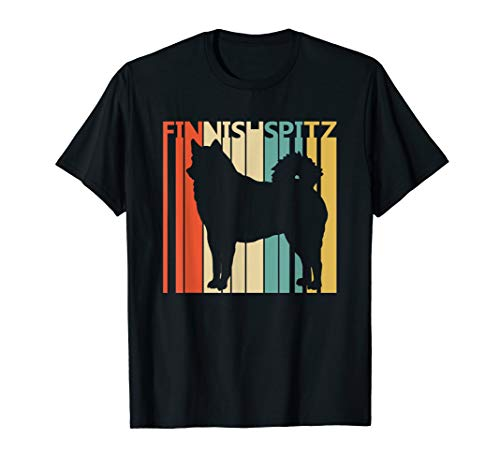 Finnish Spitz Shirt - Finnish Spitz Dog T-Shirt -