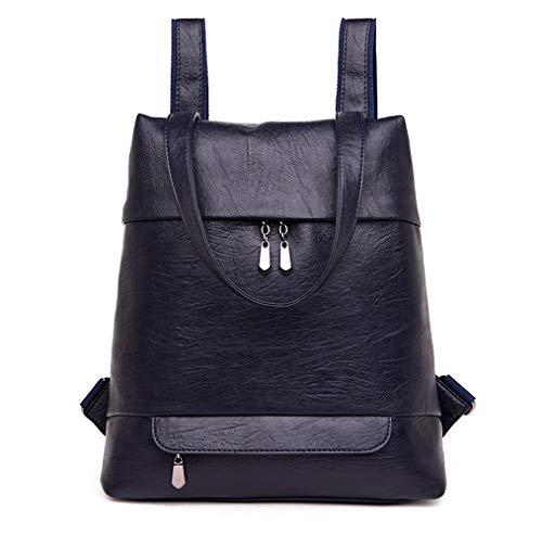 218c01562b80 JVP1042 ソフトレザーバックパック レディース リュック大容量 軽量 通勤 通学 女性用バッグ ファッション
