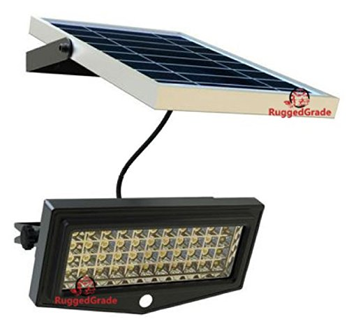 Best Solar Flood Lights: Buying Guide And Reviews