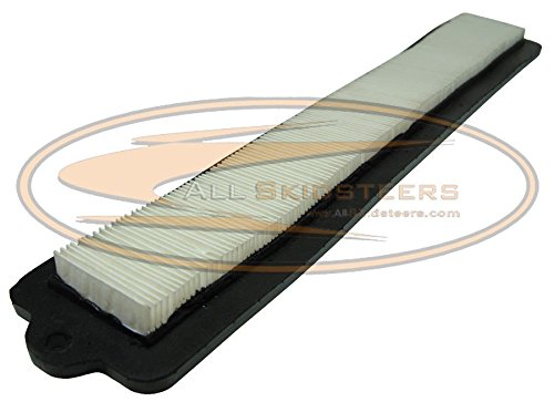 Cab Air Filter Outer for Bobcat Skid Steers 751 753 763 773 863 873 883 963 S100 S130 S150 S160 S175 S185 S205 S220 S250 S300 S330 T110 T140 T180 T190 T200 T250 T300 T320 A300 - A- 6677983 by Parts Express