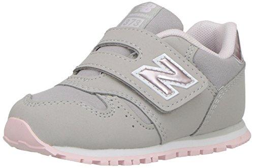 New Balance Kids Kv373 Hook and Loop Sneaker
