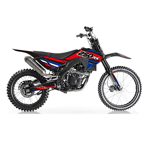 APOLLO Dirt Bike 250cc AGB-36-Best 250cc 4 Stroke Dirt Bike