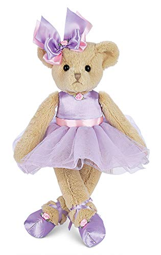 Bearington Tootsie Tutu Plush Stuffed Animal Ballerina Teddy Bear 15
