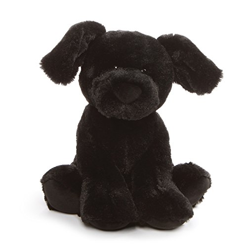 GUND Mazie Labrador Retriever Stuffed Animal Dog Plush, Black, 10