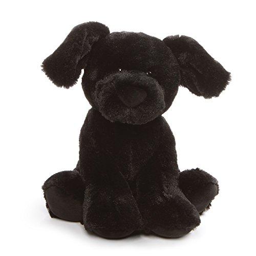 GUND Mazie Labrador Retriever Stuffed Animal Dog Plush, Black, 10