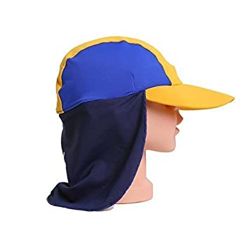 15cf1eeecc6 UTTER Beach Baby Boys Sun Protection Hat UPF50 Toddler Boy Swimming  Protection Cap