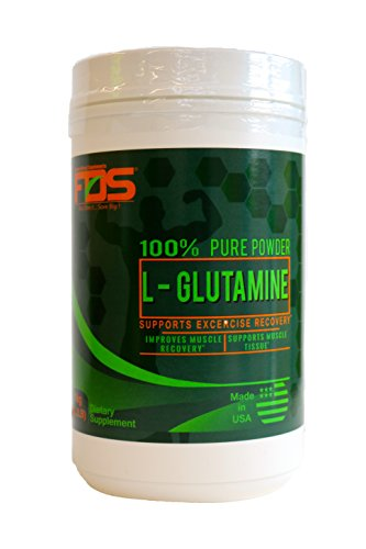 Best Powder Glutamine (FDS L- GLUTAMINE powder, Muscle recovery formula - 2.2 LB(1Kg) - Recovery Aid for Men and Women - Best Suitable For Intense Workouts - Supports Muscle Tissue)