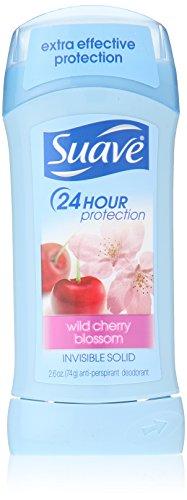 (Suave Antiperspirant Deodorant, Wild Cherry Blossom 2.6 Ounce (Pack of 6))
