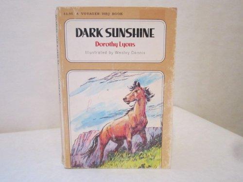 Dark Sunshine (Voyager Book)