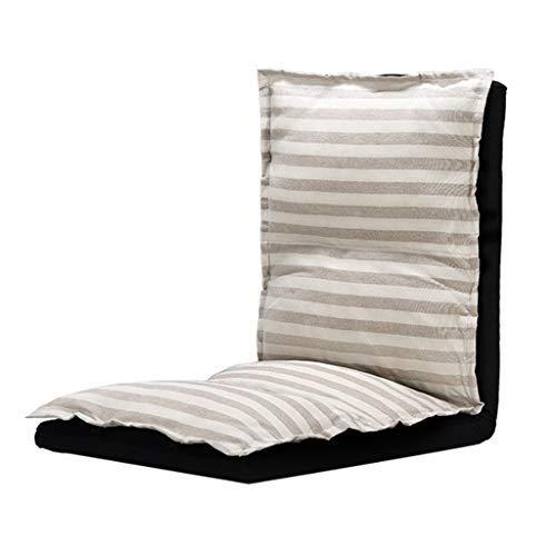 Giow Lazy Fabric Sofa Home Simple Sofá Cama Silla Individual ...