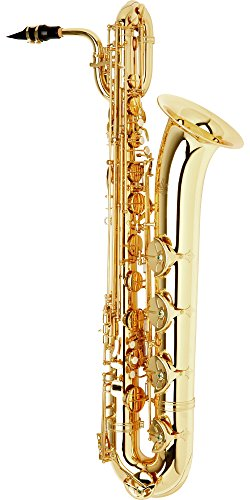 Allora Paris Series Professional Baritone Saxophone AABS-801 - Lacquer