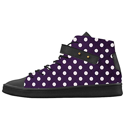 Dalliy polka dots Mens Canvas shoes Schuhe Footwear Sneakers shoes Schuhe C