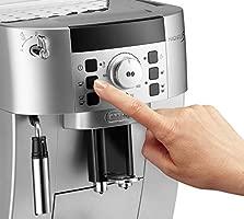 Delonghi Magnifica S Ecam 22.110.SB - Cafetera superautomática, 15 bares de presión, 13 programas ajustables, limpieza automática, sistema ...