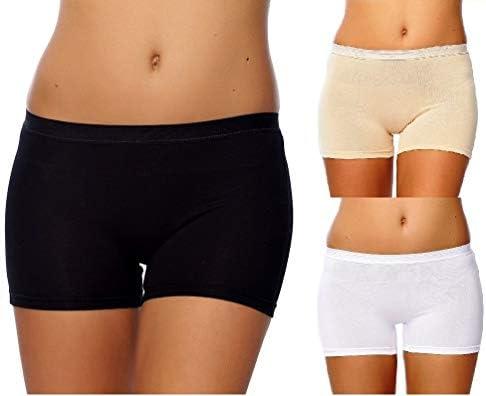 SEVIM Womens Comfortable Cotton Boyshort product image