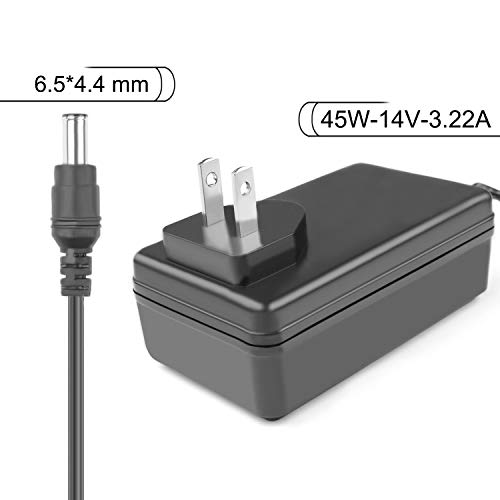 Flgan 14V AC/DC Adapter Power Charger for AD-3014B AD-3014N