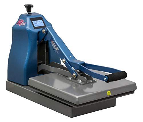 """HIX HT-400 Manual Heat Press 15"""" x 15"""""""