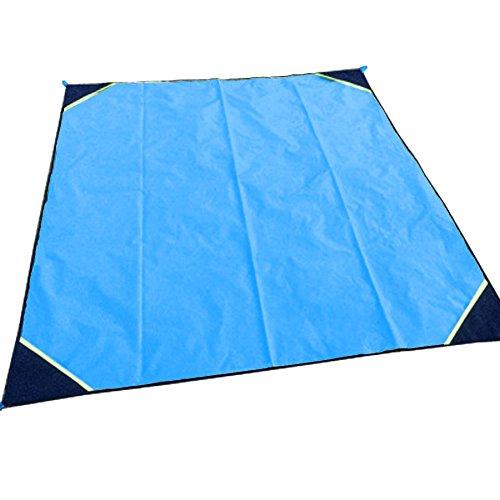 [해외]방수 피크닉 담요, FanTEK 140CM x 180CM 접이식 곰팡이 방지 야외 피크닉 비치 매트 담요 및 야외 하이킹 외출/Waterproof Picnic Blanket, FanTEK 140CM x 180CM Foldable Mildew Resistant Picnic Beach Mat Blanket for Outdoor Hiking Outings ...
