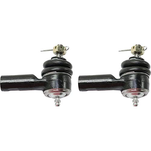 Connect End - Tie Rod End for Ford Transit Connect 10-13 Front Right and Left Side Outer Set of 2