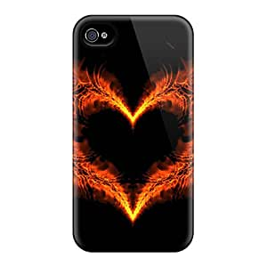 WJy6900NWlH Burning For My Valentine Fashion 6 Cases Covers For Iphone