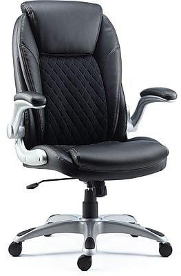 Staples Sorina Bonded Leather - Staples Leather Chair