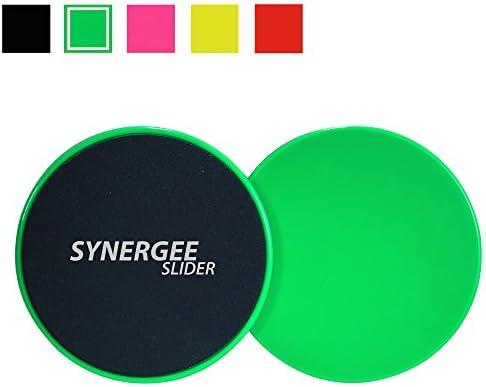 Synergee Sliders Hardwood Abdominal Equipment product image