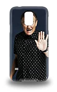 High Quality Durability 3D PC Case For Galaxy S5 Robin Williams American Male The World According To Garp ( Custom Picture iPhone 6, iPhone 6 PLUS, iPhone 5, iPhone 5S, iPhone 5C, iPhone 4, iPhone 4S,Galaxy S6,Galaxy S5,Galaxy S4,Galaxy S3,Note 3,iPad Mini-Mini 2,iPad Air )