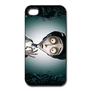 Corpse Bride Scratch Case Cover For IPhone 4/4s - Funny Case