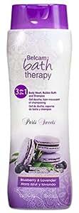 Paris Sweets Bath Therapy 500 ml - Blueberry & Lavendar